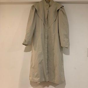 Jackets & Blazers - Long lightweight trench coat